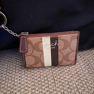 100% authentic Coach coin purse